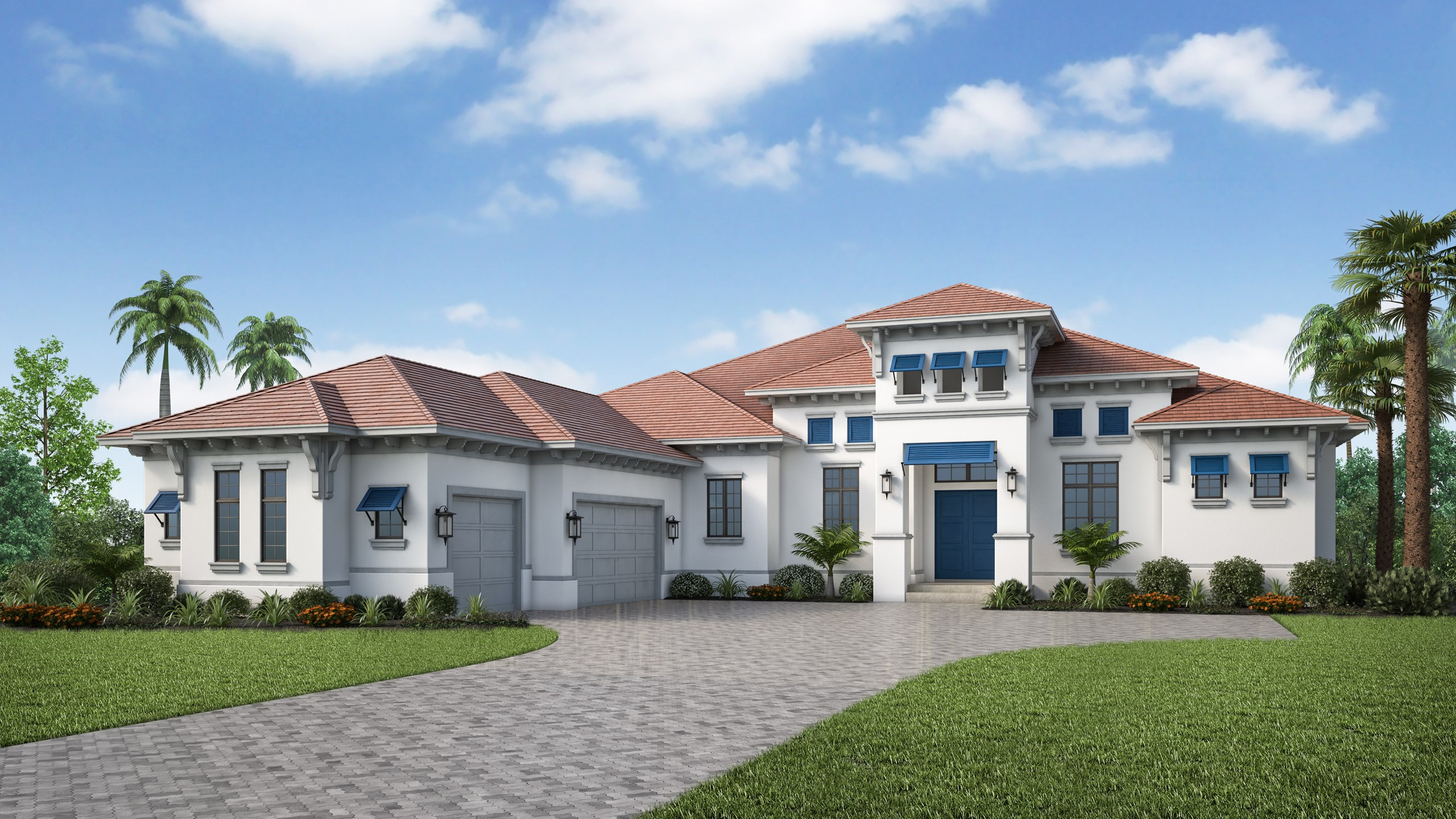 Kim Christ Kanatzar Selling New Homes At The Lake Club At Lakewood Ranch
