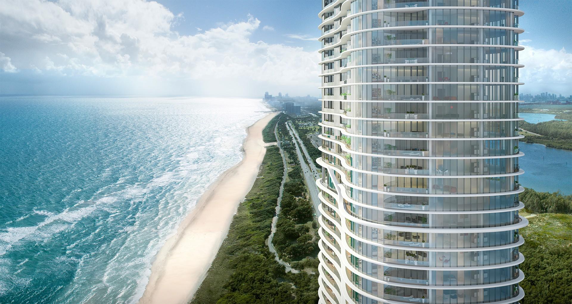 Ritz-Carlton Residences Sarasota - New Condominiums