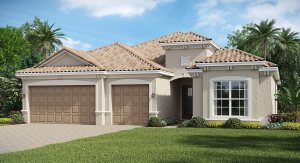 Savanna At Lakewood Ranch Florida New Homes Community