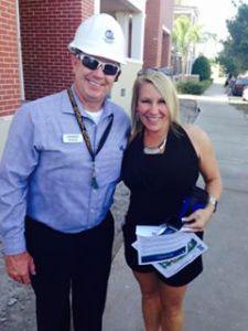 Kim Christ Kanatzar Advanced Construction Expert @ New Homes Lakewood Ranch Florida