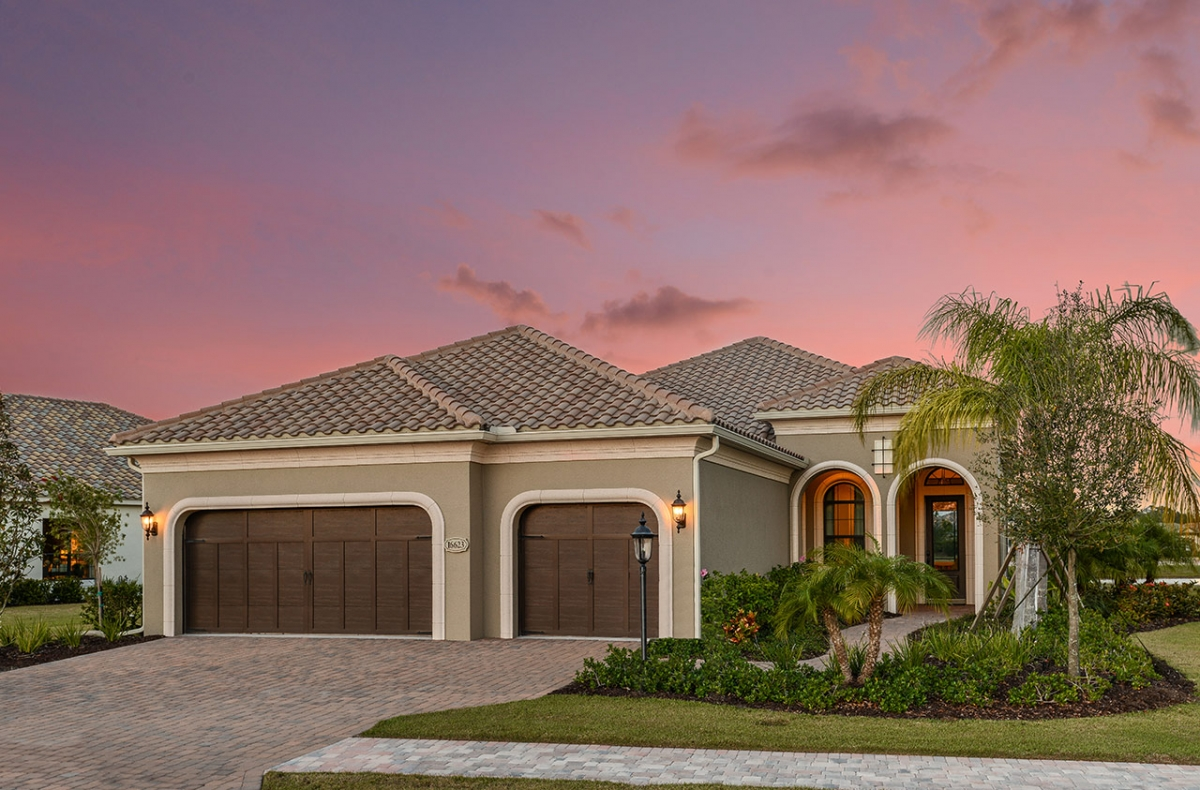 You are currently viewing Montecito at Collingtree in Country Club East, Lakewood Ranch by Neal Signature Homes #66B