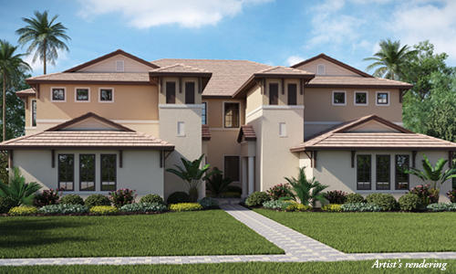 Tidewater Preserve from high $200s to $700s – Carriage Homes