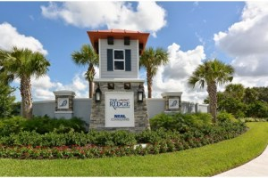 The Ridge At Crossing Bradenton Florida New Homes Community