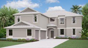 The Buckingham Model Tour  Lennar Homes Tampa Florida