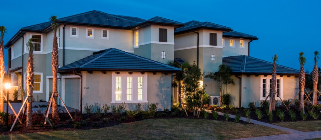 Clubside At Country Club East Lakewood Ranch Florida New Condominiums Community
