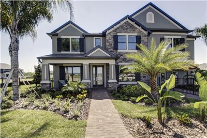 You are currently viewing South Cove Riverview Florida New Homes Community