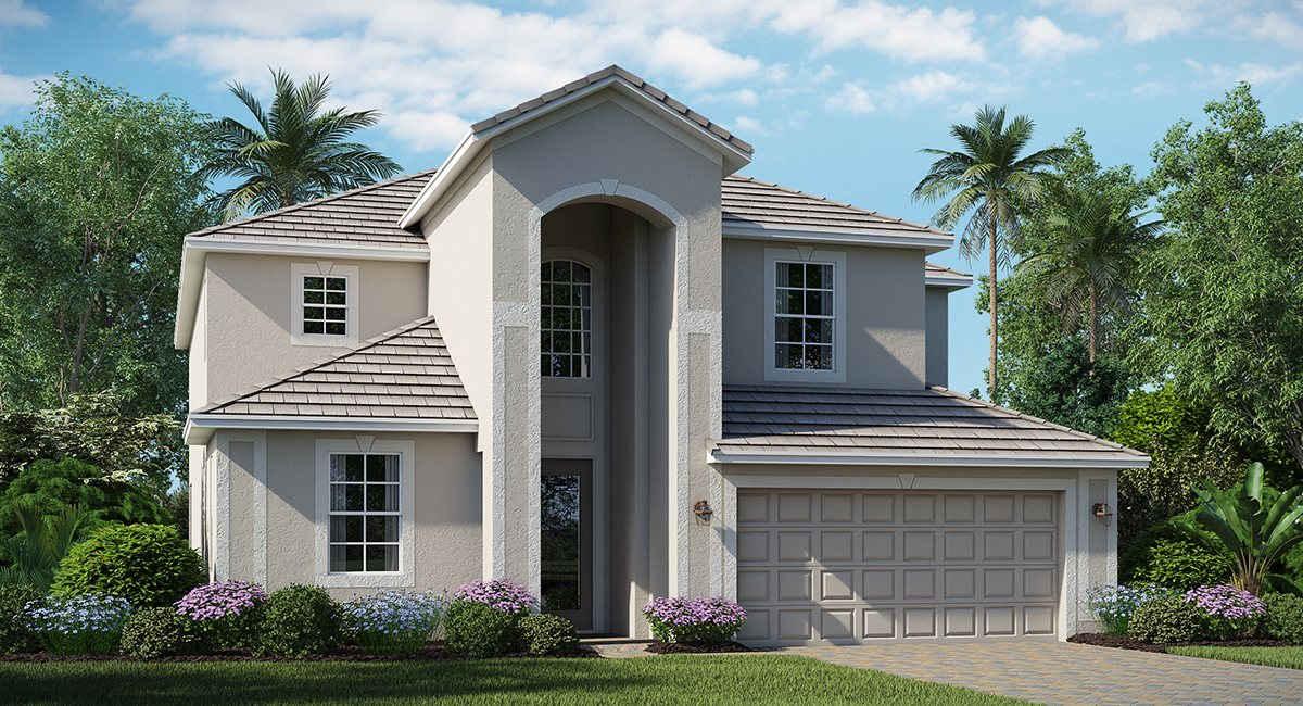 Polo Run: The Monte Carlo Lennar Homes Lakewood Ranch Florida New Homes Communities