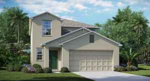 New Home Plan in Twin Creek Riverview Florida New Homes Community