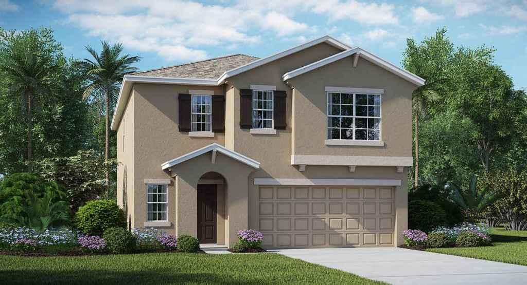 Lennar Homes Twin Creek Estates Riverview Florida New Homes Community