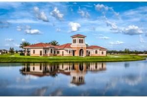Sereno New Homes Community Wimauma Florida