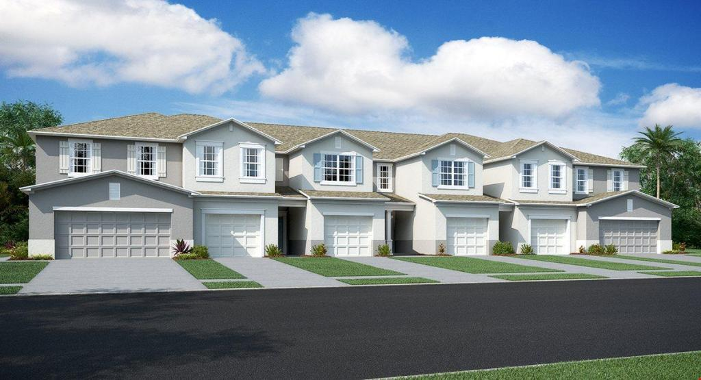 Townhomes | Riverview Florida Real Estate | Riverview Realtor | New Townhomes Homes for Sale | Riverview Florida