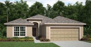 The Corsica Model Tour Lennar Homes Riverview Florida