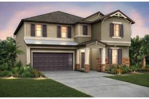 Centex/Pulte Homes New Home Communities Riverview Florida