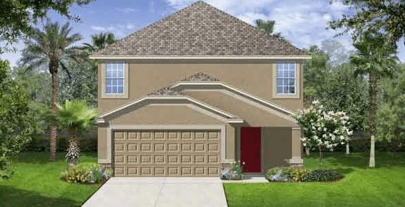 The St. Regis Model  Tour Lennar Homes Tampa Florida