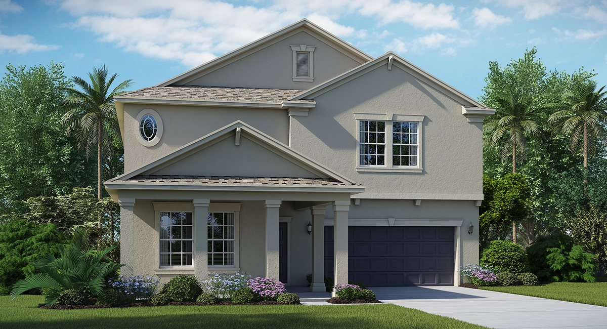 Triple Creek New Home Communities Riverview Florida