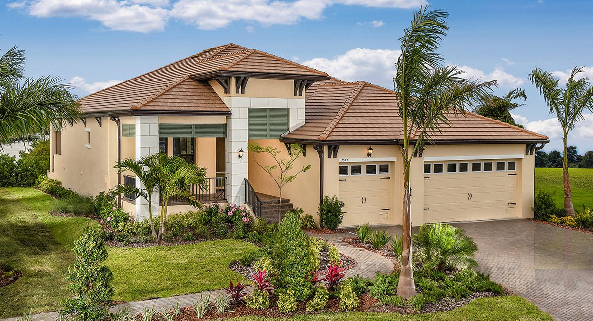 Mira Bay New Home Community Apollo Beach Florida
