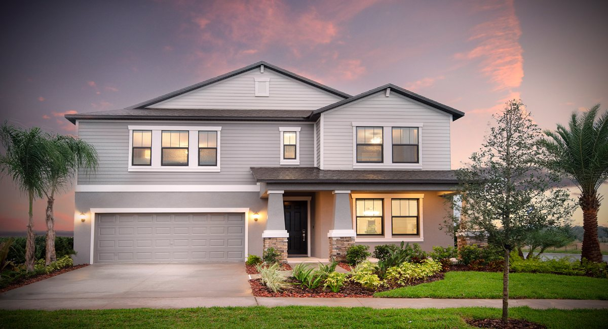 Lennar Homes New Home Communities Tampa Florida