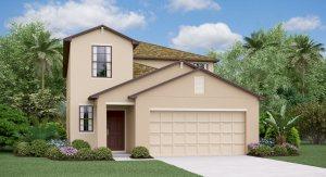 Cypress Mill New Home Community Sun City Center Florida