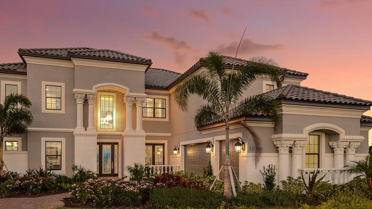 33629 New Home Communities Soputh Tampa Florida