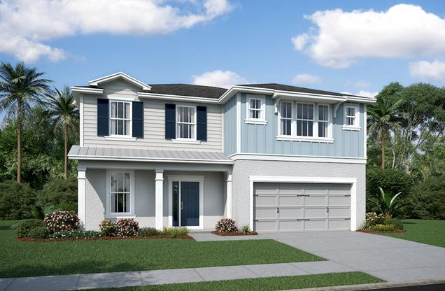 Beazer Homes New Home Communities Riverview Florida