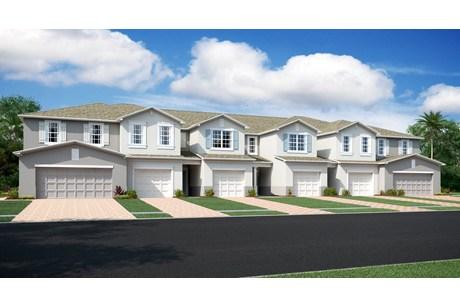 The Hampton Model Tour  Lennar Homes Riverview Florida