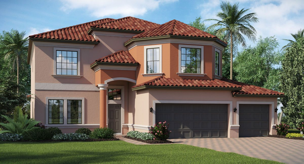 The Wolcott Model Tour Lennar Homes Tampa Florida