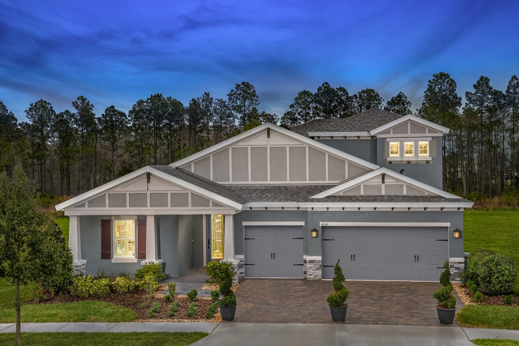 Legacy Ridge New Home Community Valrico Florida