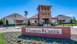 The Atlanta Model Tour Lennar Homes  Cypress Creek Ruskin Florida