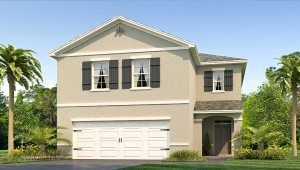 Read more about the article The Elston Model Tour DR Horton Homes Sagebrook Temple Terrace Tampa Florida