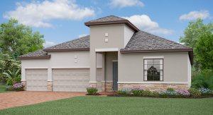 The Kansas Model Tour Lennar Homes South Fork Riverview Florida