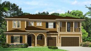 The Barrington Model Tour Lennar Homes Riverview Florida
