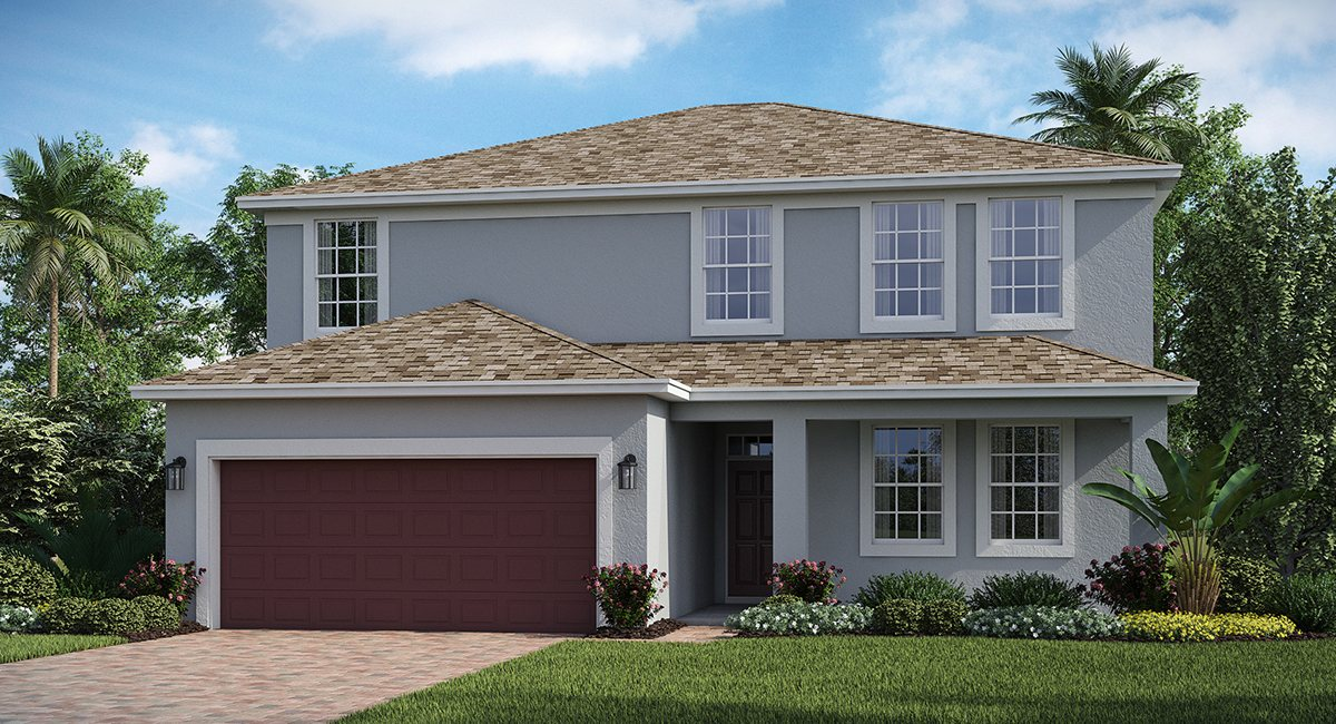 The Independence NextGen Model Tour   Lennar Homes Riverview Florida