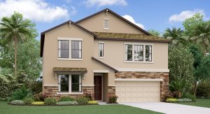 Crest View Lakes New Home Community Riverview Florida