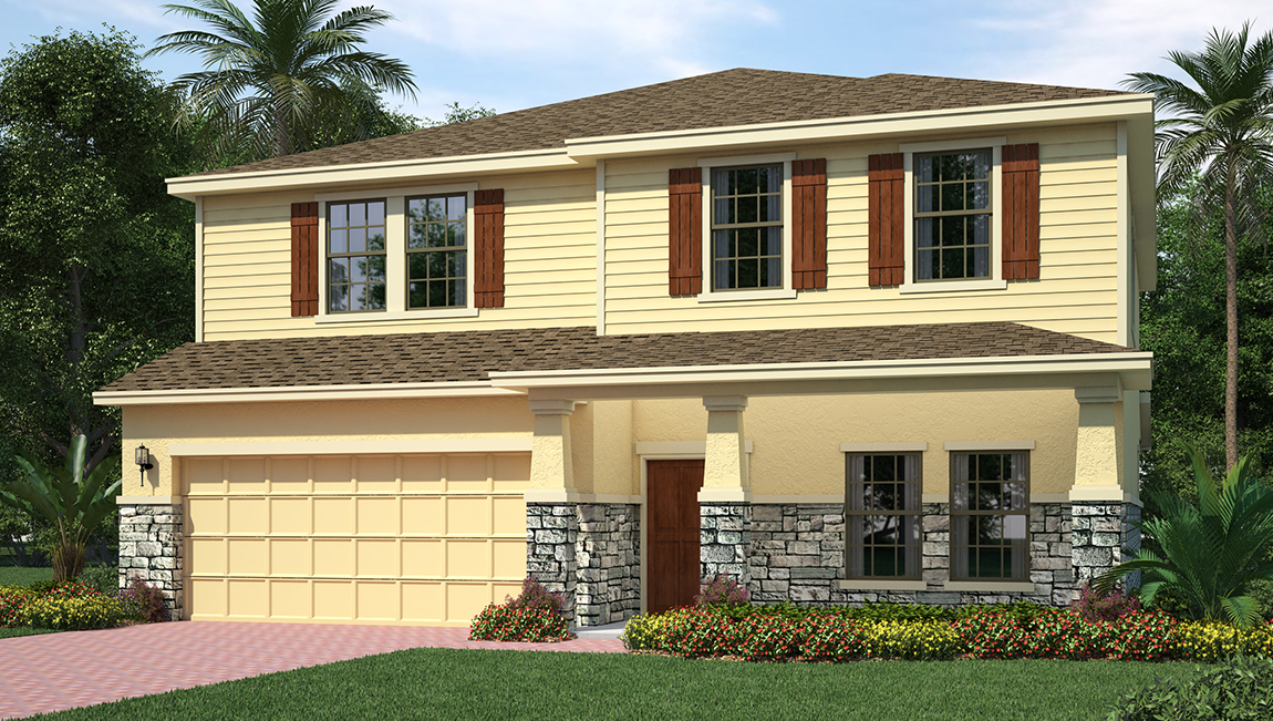 Waterset New  Town Home Community Apollo Beach Florida