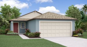 The Albany Model Tour Hawthorne Meadows Lennar Homes Gibsonton Florida
