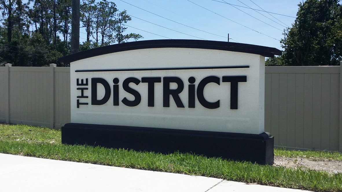 The District New Town Homes Community Brandon Florida