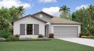 The Hartford Model Tour Hawthorne Meadows Lennar Homes Gibsonton Florida