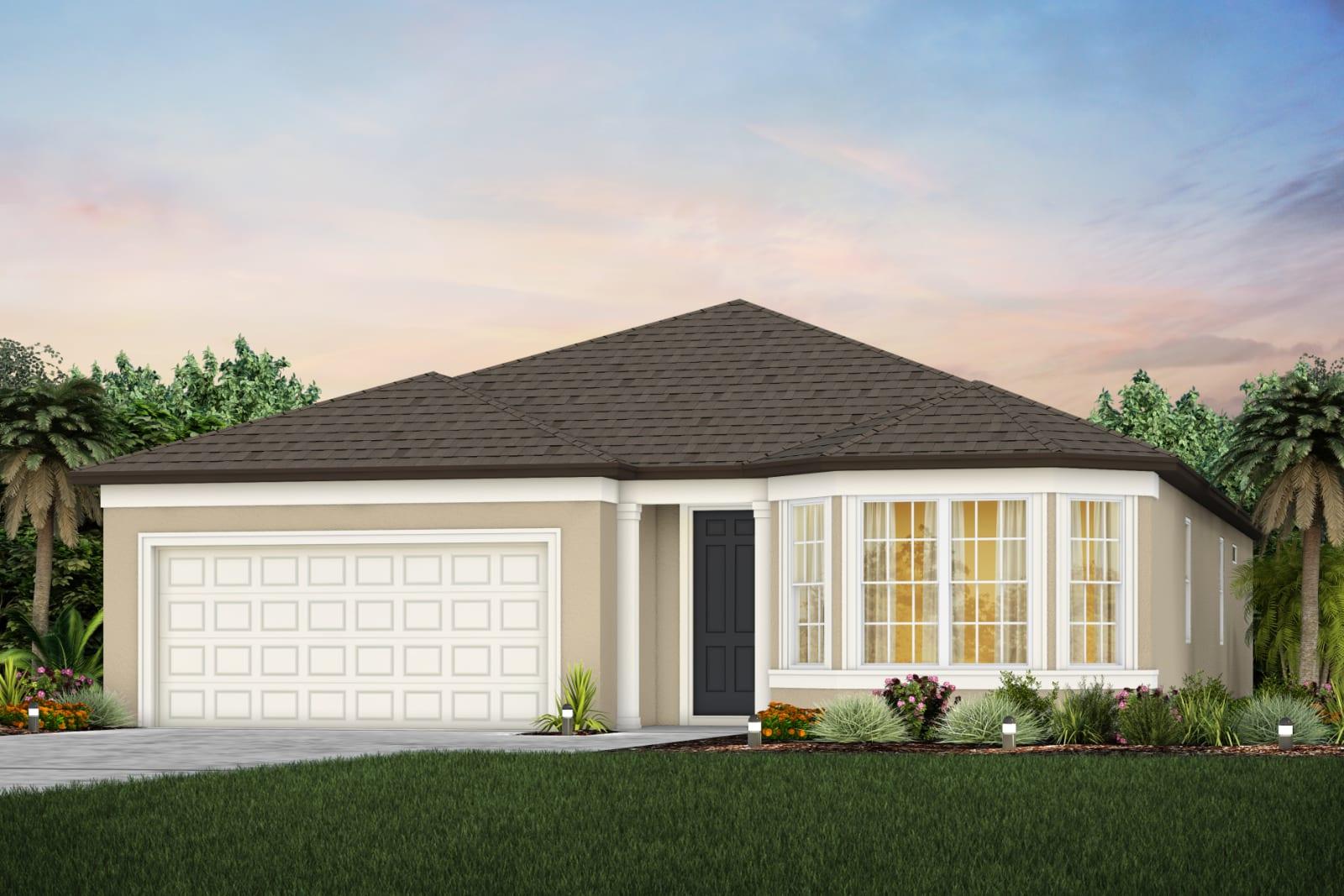 The Spruce Model Tour Cedarbrook Pulte/Centex Homes Riverview Florida