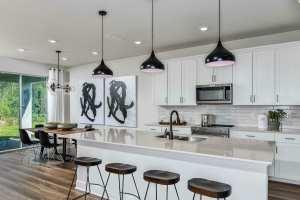 The Whitestone Model Tour Cedarbrook Pulte/Centex Homes Riverview Florida