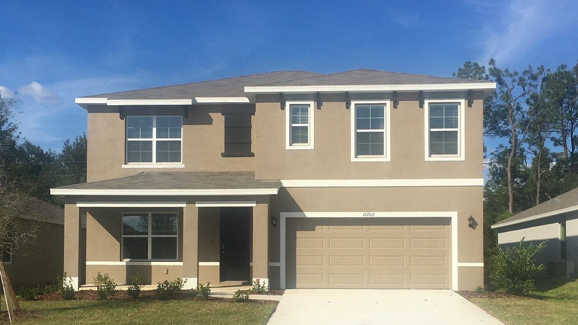 New Home Communities Lakeland Florida