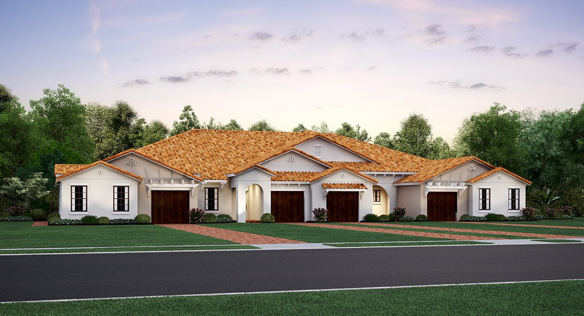 SOUTHSHORE BAY  New Villas Community Wimauma Florida