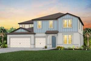 The  Oakhurst  Model Tour Hammock Crest Pulte Homes Riverview Florida