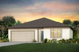 The Browning Model Tour North River Ranch Centex Homes Parrish Florida