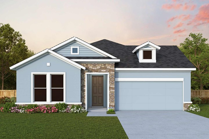 The Catalyst Model Tour North River Ranch David Weekley Homes Parrish Florida