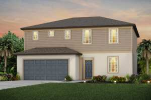 The Thompson Model Tour North River Ranch Centex Homes Parrish Florida