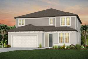 The Yorkshire Model Tour Willowbrooke Pulte Homes Valrico Florida