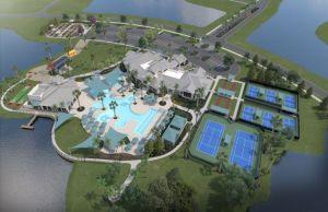 Del Webb BayView New Home Community Parrish Florida