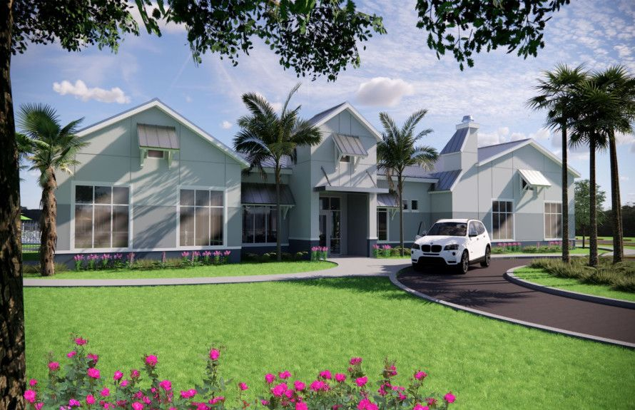 Isles at BayView New Home Community Parrish Florida
