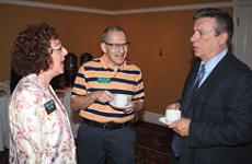 OLLI-USF recognizes Great Books volunteers