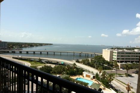 View from 345 Bayshore Condo